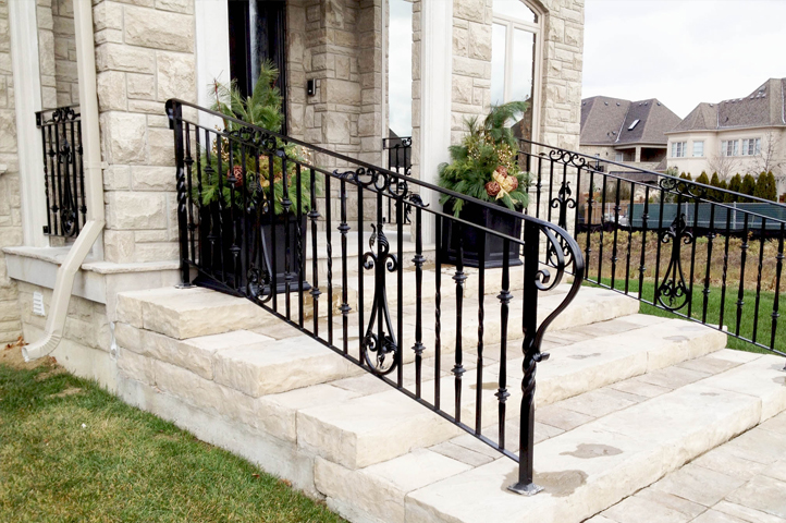 Welcome To A 1 Railings Interior Exterior Railings Gta Railings Design Manufacturing And