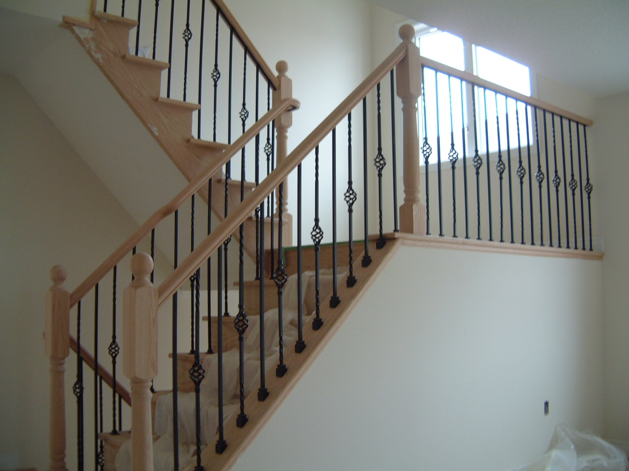 interior iron wrought ironworks project railings authentic