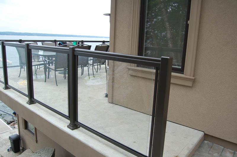 Exterior Glass Railing Maciej Smoli Ski Maciejsmoliski On Pinterest Revitcity Com How To Make