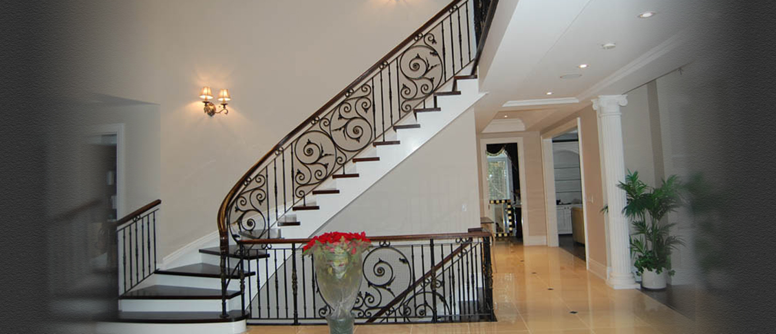 a 1 railings Slide_custom railings